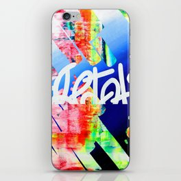 ABJECT - OBJECT iPhone Skin