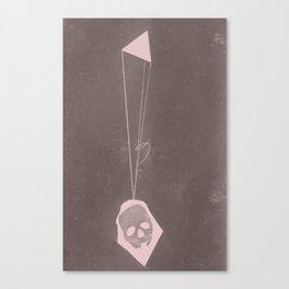in-flight Canvas Print
