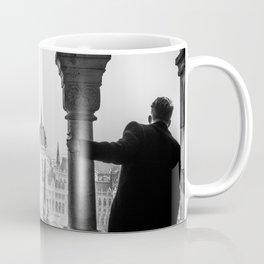 Looking Through. Coffee Mug
