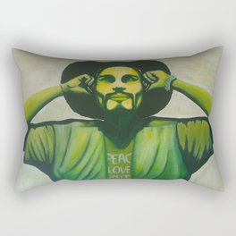 brotha Rectangular Pillow