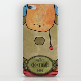 Ciotrari from Porticci (Gong) iPhone Skin