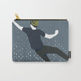 bouldering man Carry-All Pouch