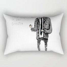 Leonard Cohen Rectangular Pillow