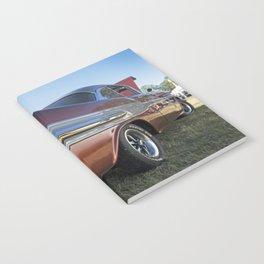 Classic Pontiac Notebook