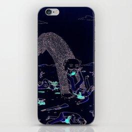 Pey Monster iPhone Skin