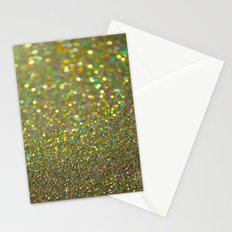 Partytime Gold Stationery Cards