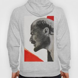 Vladimir Ilyich Ulyanov alias Lenin poster Hoody