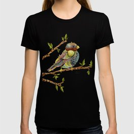 Positivity Bird T-shirt
