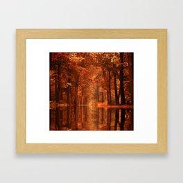 Dream Forest Framed Art Print