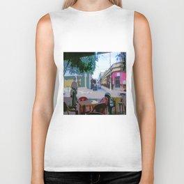 Barbara City Biker Tank