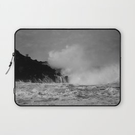 Wave watching Laptop Sleeve