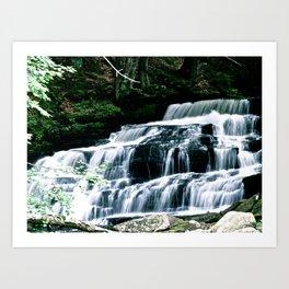 Water Creek Art Print