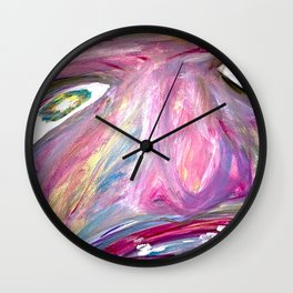 I was not. Wall Clock