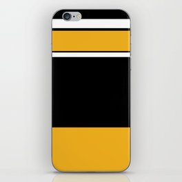 Abstractedly Daffy iPhone Skin