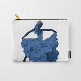 Flamenco Dancer 1 Carry-All Pouch