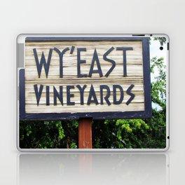 Wy'East - Sign Laptop & iPad Skin