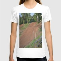 moto T-shirts featuring Moto by Dymond Speers