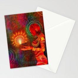 Festival of Lights Stationery Cards