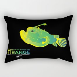 STRANGE Rectangular Pillow