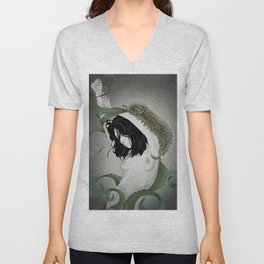BUG GIRL Unisex V-Neck