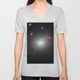 Bright galaxy Unisex V-Neck