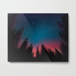 Wonderful Sky Metal Print