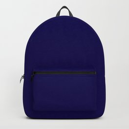 Simply Navy Blue Backpack