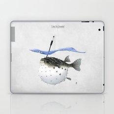 Take It Outside! Laptop & iPad Skin