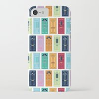 doors iPhone & iPod Cases featuring Doors by Luciana Brasil