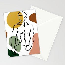 NOODDOOD Lines 2 Stationery Cards