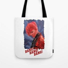 Bang Bang Bang Tote Bag