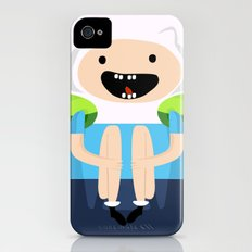 ADVENTURE TIME: FINN THE HUMAN Slim Case iPhone (4, 4s)