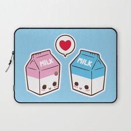 Milks in love Laptop Sleeve