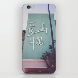 Beverly Hills Mod iPhone Skin