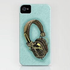 HEAD PHONE iPhone (4, 4s) Slim Case