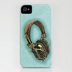 HEAD PHONE Slim Case iPhone (4, 4s)