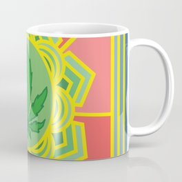 holy cannabis Coffee Mug