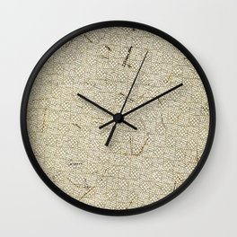 spi16 Wall Clock