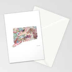 Connecticut Stationery Cards