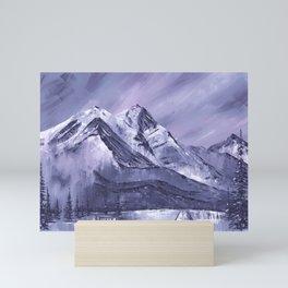 Off The Beaten Track Mini Art Print