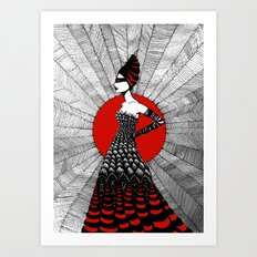 Fashion Art Print
