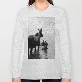 A Protective Mom Long Sleeve T-shirt