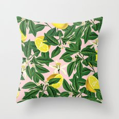 Lemonade #society6 #decor #buyart Throw Pillow