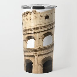 The Colosseum, Rome, Italy. Travel Mug