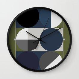 'Joy'metric Play Wall Clock