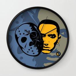 Marshall Bruce Mathers III - Poster Wall Clock