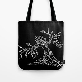 Consolation of Leaves Tote Bag