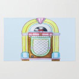Jukebox Rug