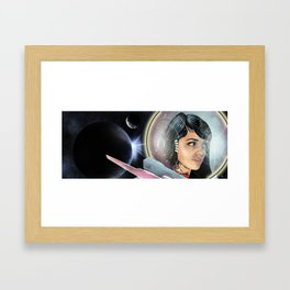 Radeo Framed Art Print