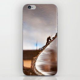 Flowing Water Abstract iPhone Skin